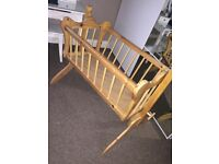 Baby cradle / crib