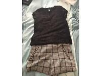 Girls clothes aged 10-12