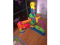 Fisher price cruise and groove ballapalooza in perfect condition