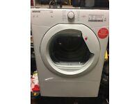 Nearly New Hoover 9kg Link One touch tumble drier