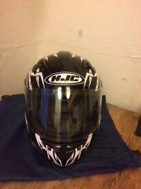 HJC IS-16 Motorcycle Helmet small