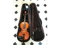 Stentor student 1 violin size 1/2
