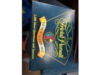 Trivial Pursuit - Genus Card set game