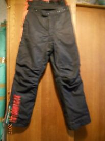 Chainsaw Safety Trousers Stihl 2 PAIRS