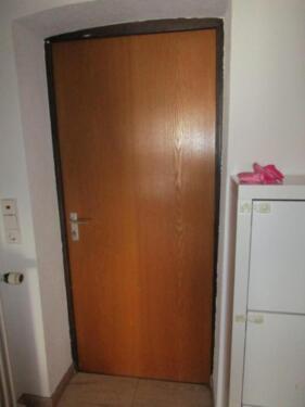Wohnungstur Zimmertur Tur Braun Holz 86 0 198 5 In Baden Wurttemberg