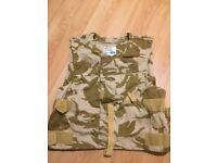 Army surplus - Desert body armour vest cover