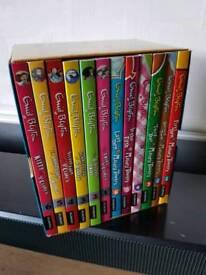 Enid blyton school adventures bookset