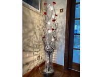 LED flower lamp
