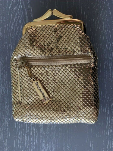 Whiting and Davis Wallet