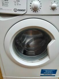 INDESIT WASHING MACHINE 7KG WITH 12 MONTHS WARRANTY
