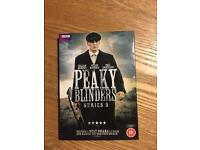 Peaky Blinders season 3 dvd