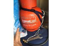 Propane Calor Gas bottle for sale. 3.9kg