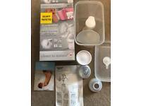 Tommee Tippee freedom manual breast pump