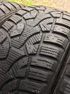 4 pneus 205/55r16 general a 8/32