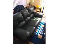 3 Seater Sofa + Arm Chair + Foot Stool