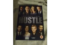 Hustle - Complete Series 1-8 BBC [DVD] - £22