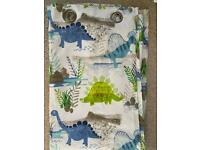 Dinosaur curtains - Dunelm