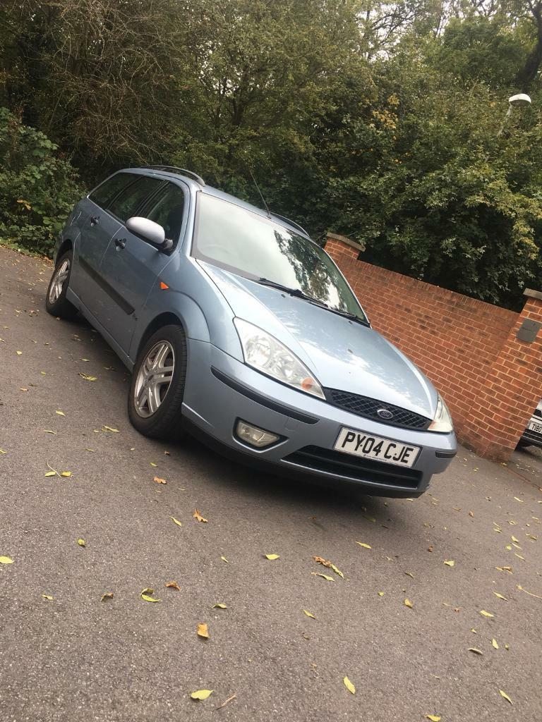 Ford Focus 1.8TD Mot until May 2018