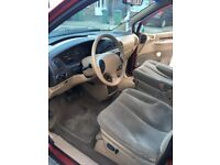 Chrysler Voyager Left Hand Drive - Petrol Automatic - 7 Seats