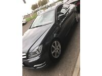 2012 Mercedes CClass Coupe - FULL SERVICE HISTORY 2 Prev Owner MOT until 17/10/18