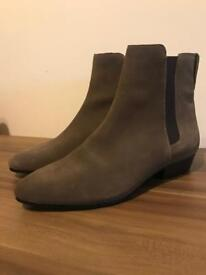 Ladies ankle boots NEXT Chelsea pixie NEW size 5 - cost £55
