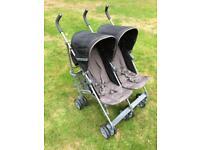 Mamas & Papas Twin Buggy/Pushchair