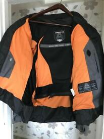 Motorcycle jackett as new