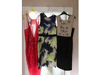 Dresses for proms race days or weddings