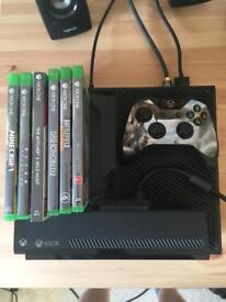 Excellent: Xbox One Kinect Bundle - £120