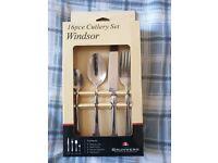Windsor 16 pc Cutlery Set - New