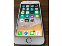 APPLE IPHONE 6S 64GB ROSE GOLD(UNLOCKED)(PRISTINE CONDITION)