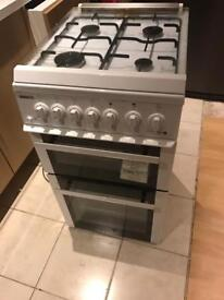 Beko 50cm cooker with faults
