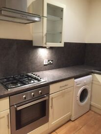 Large Victorian Studio Flat 8 mins walk Surbiton Station Central Heating, intercom, modern kitchen