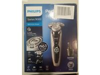 Brand New Series 9000 Philips Wet and Dry Shaver going for cut price