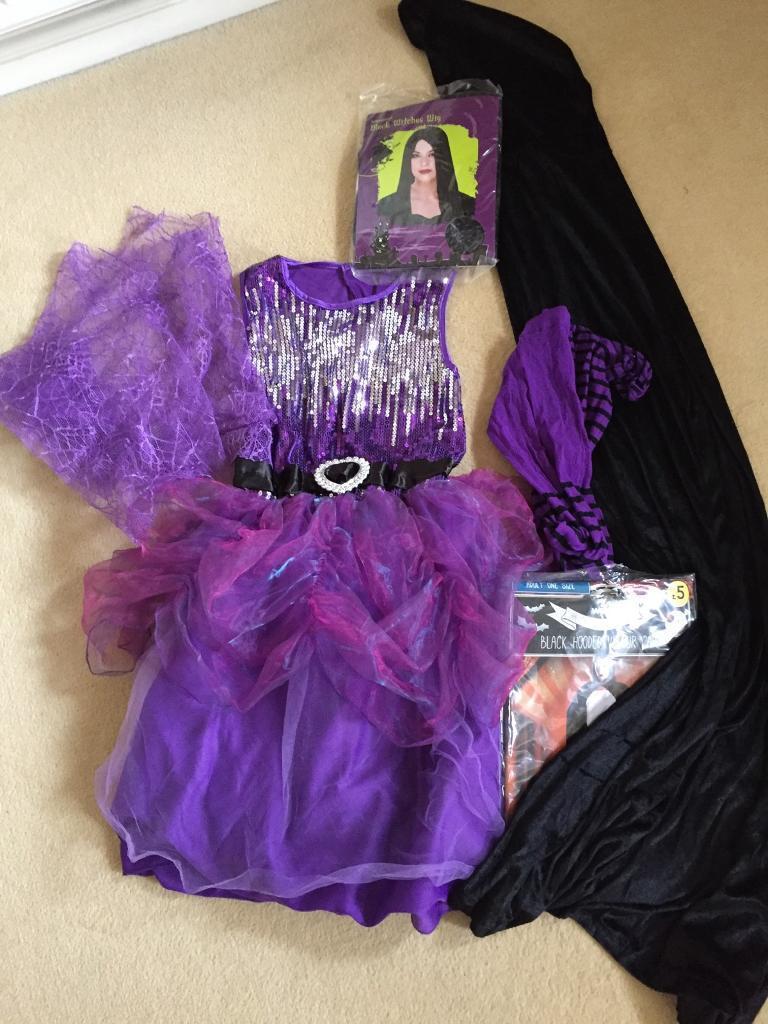 Halloween dress up bundle, age 11-12