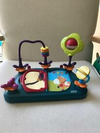 Mamas and papas high chair toy