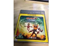 Ratchet and clank (a crack in time)