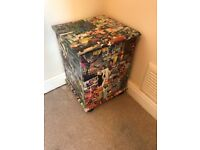 Marvel bedside cabinets