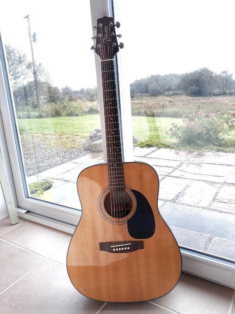 Acoustic Guitar Takemine | in Enniskillen, County Fermanagh | Gumtree