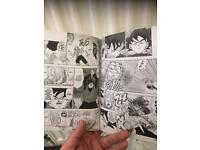 Complete dragon ball comic collection English