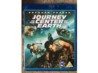 Journey to the center of the earth.