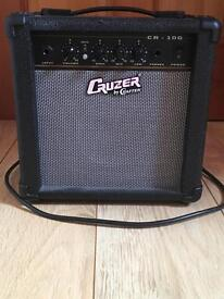 Small Crafter Amplifier *PRICE REDUCED FOR QUICK SALE*