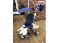Smart trike reclining 4 in 1 limited edition