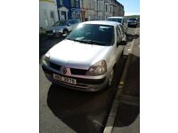 Renault, CLIO, Hatchback, 2005, Manual, 1149 (cc), 5 doors
