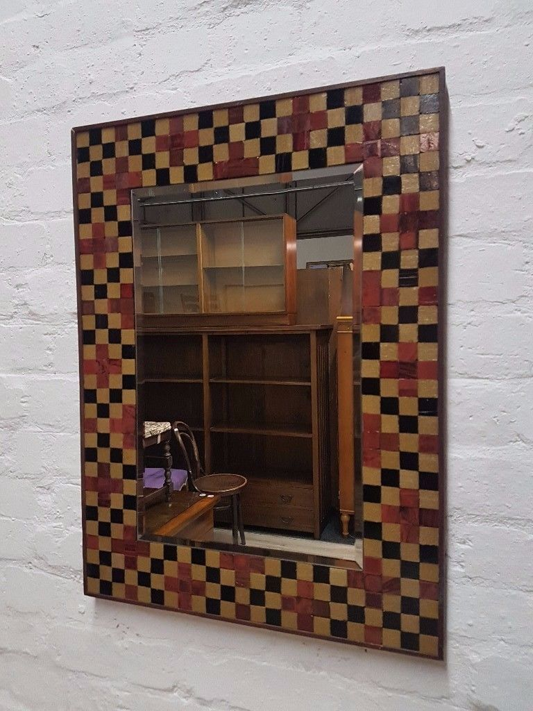 Wall Mirror (DELIVERY AVAILABLE)