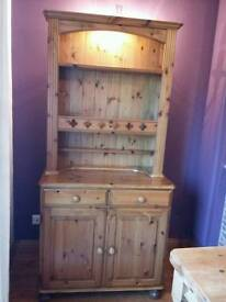 2 Door Welsh Dresser made by Ducal