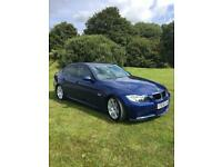 BMW 320D Msport with extras Cat D damaged and repaired