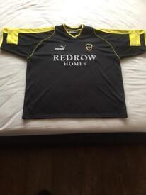 Cardiff City Away Shirt - Size XXL