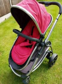 Icandy Strawberry Pushchair