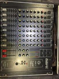 Studiomaster Diamond Series Mixer